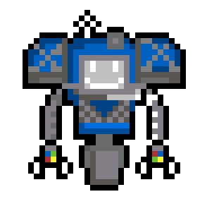 Securitron by Pyroish