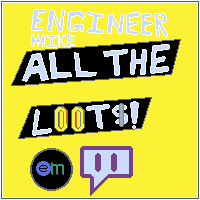 """""""ALL THE LOOTS"""" 200x200 Edition"""