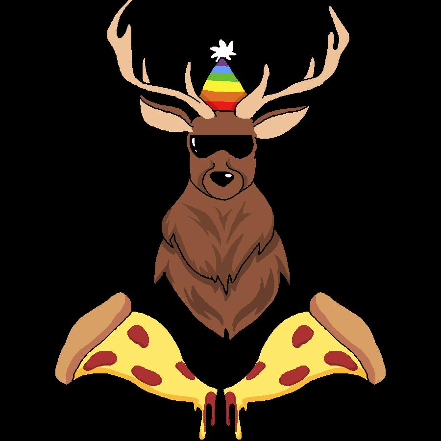 Majestic Deer 2