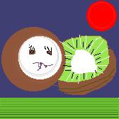 the vampire kiwi