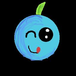 manzana azul mejorada