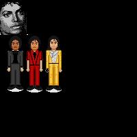 +3 Michael Jackson's