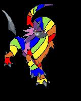 Rainbow Absol