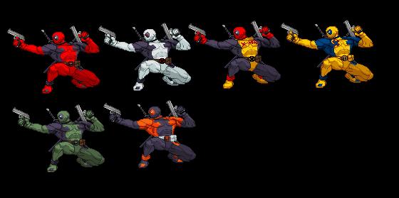 Deadpool Squad