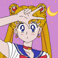 #3 Sailor Moon