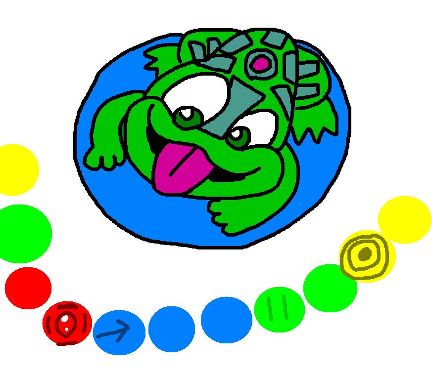 zuma frog balls zuma deluxe game