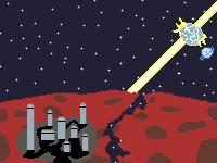 Space Destruction Pixel
