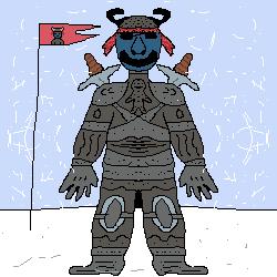 Ice Age Knight